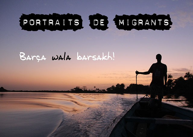 2012-2013, Portraits de Migrants